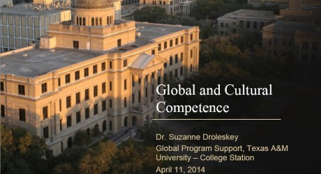 Global & Cultural Competence