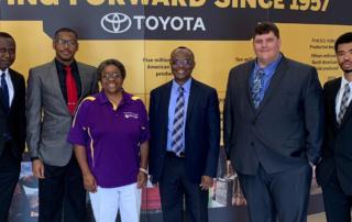 Toyota Motor North America Grant
