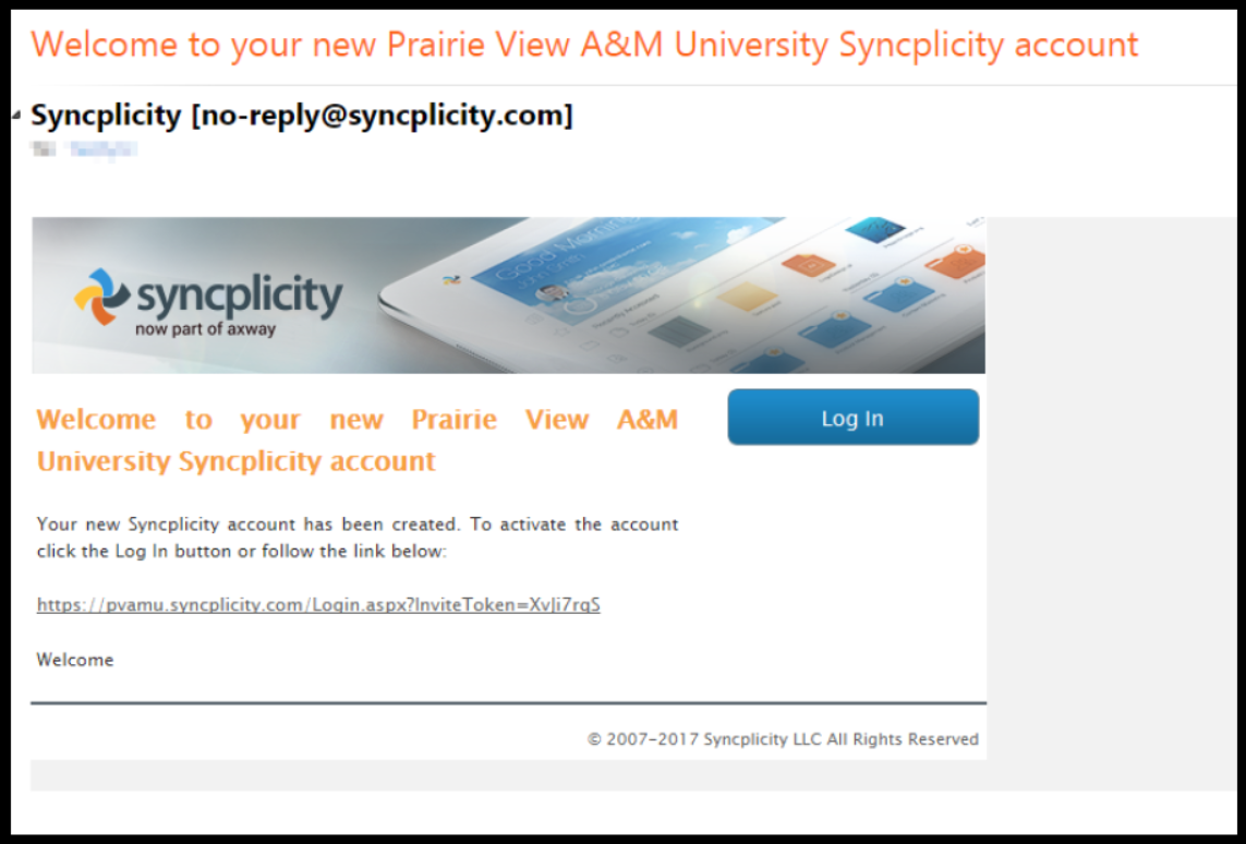 Syncplicity - ITS