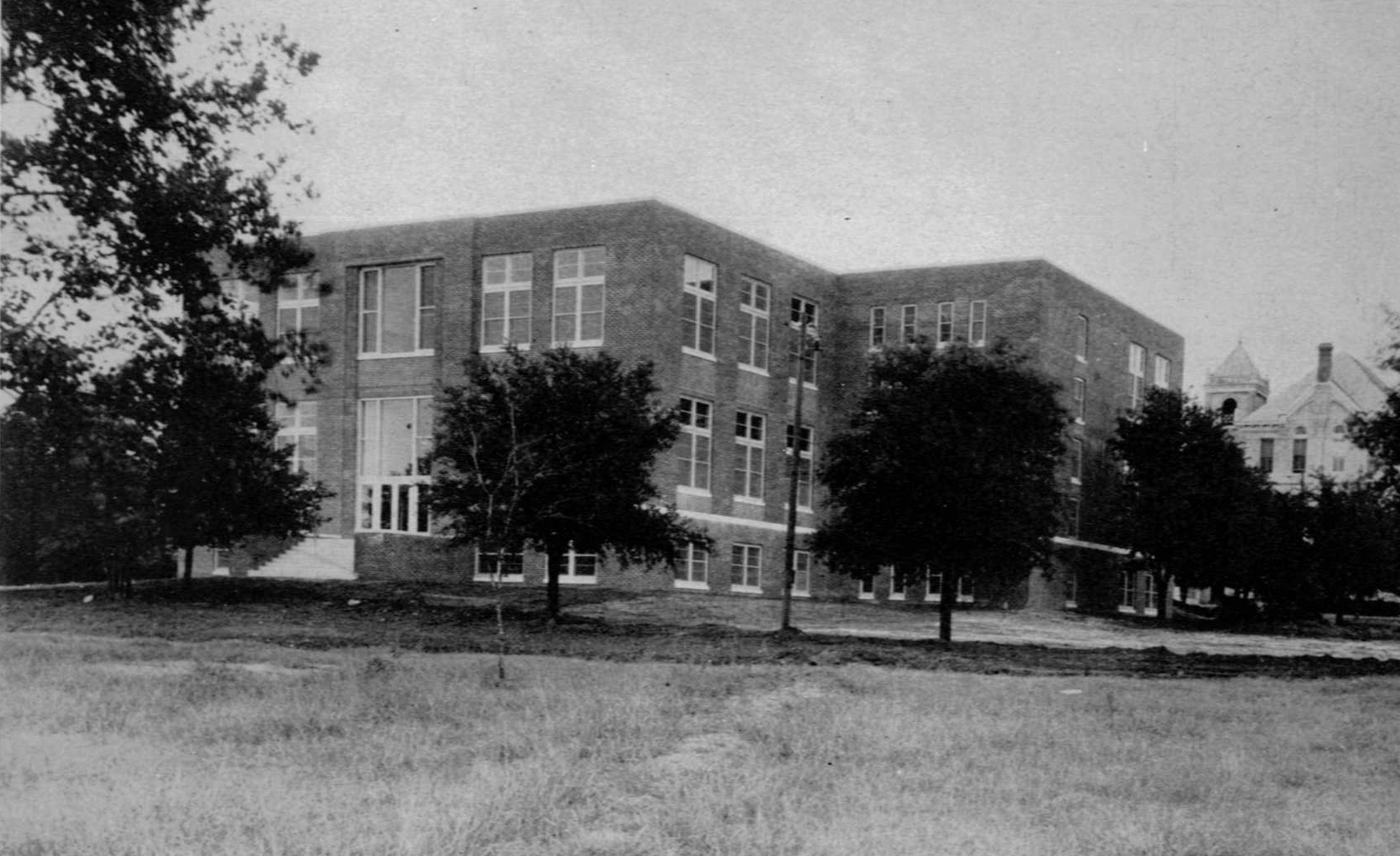 W. R. Banks Library – 1945-1988