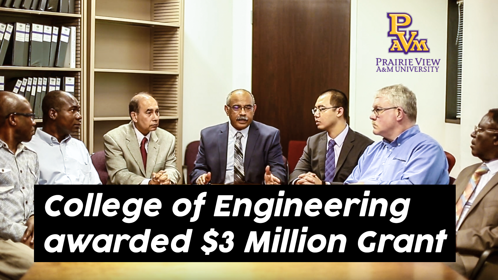 College of Engineering awarded  $3 Million Grant