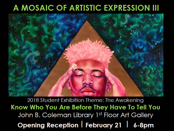 PVAMU To Host Third Annual Student Art Exhibition Opening Reception Tonight