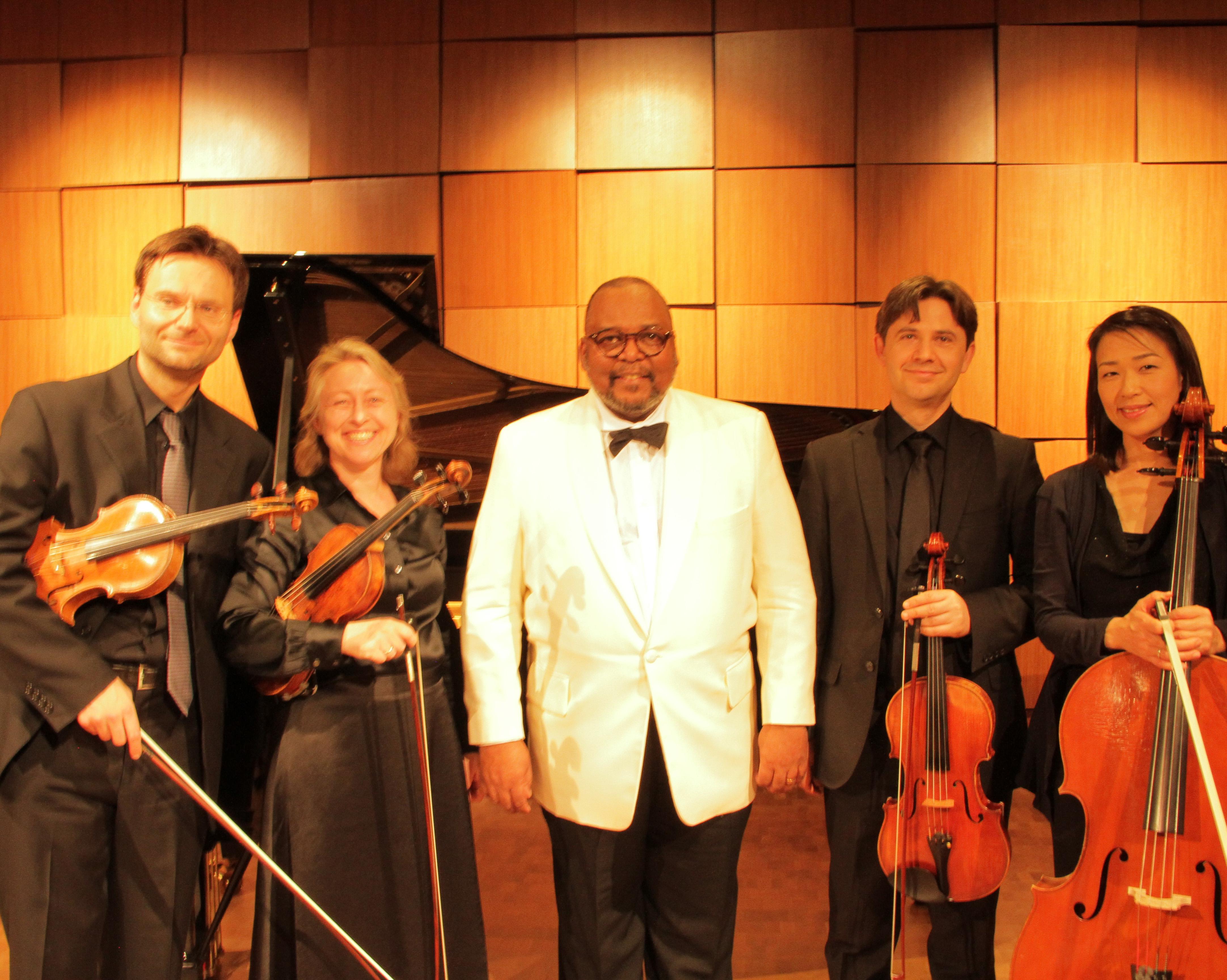 Dean Kelley Performs in New York's Steinway Hall