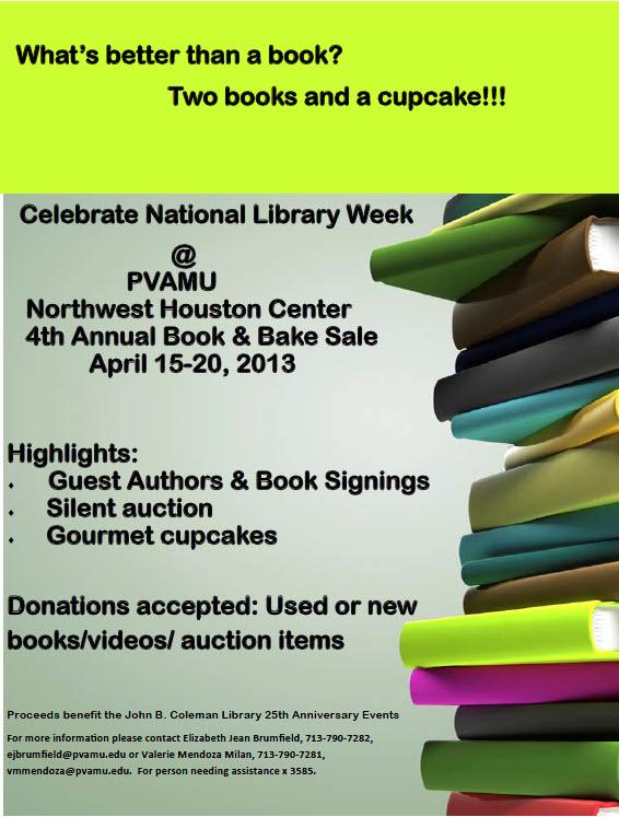 NWHC Book Sale 2013