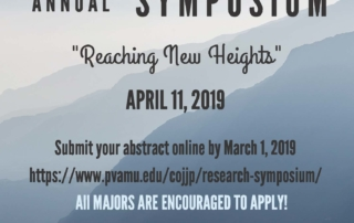 Flyer April 2019 14th Annual Research Symposium
