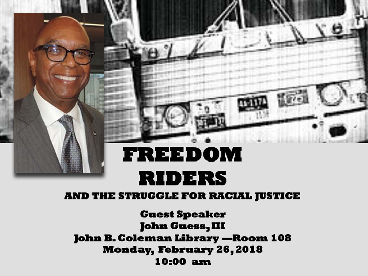 Freedom Riders and the Struggle for Racial Justice