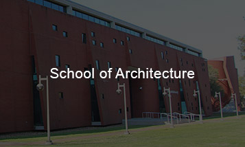 School of Architecture building