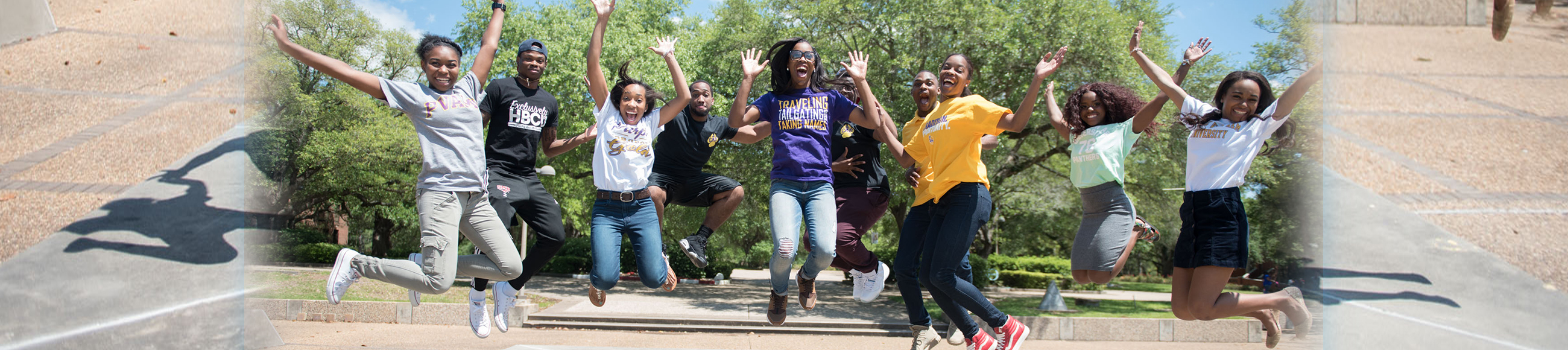 admissions at PVAMU banner